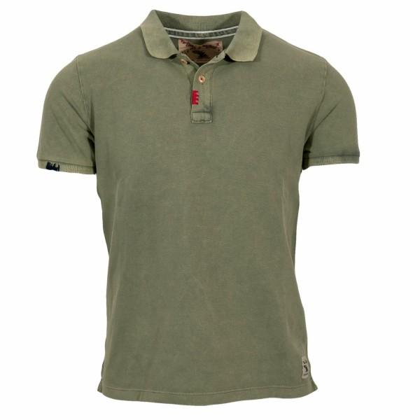 Take a Way Polo Shirt Military