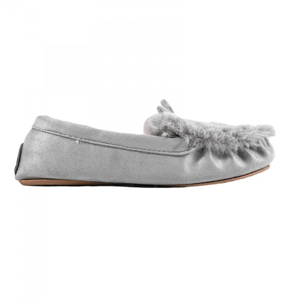 flip* flop Loafers Grey Mouse