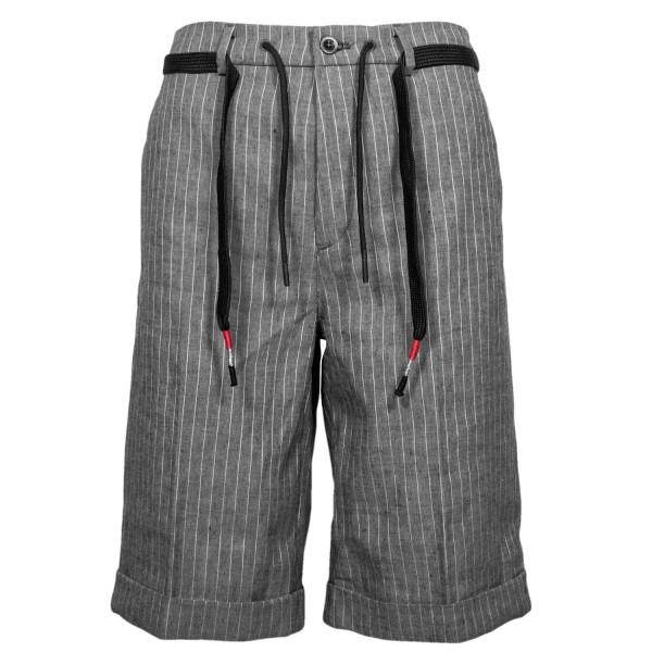 Mason's Damen Shorts aus Leinen