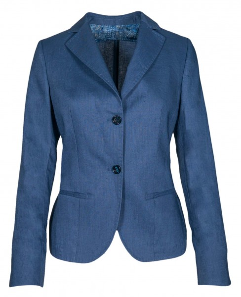 die form Blazer Royal