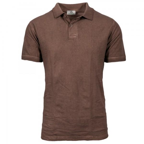 Madiva EcoFuture Polo Shirt Braun