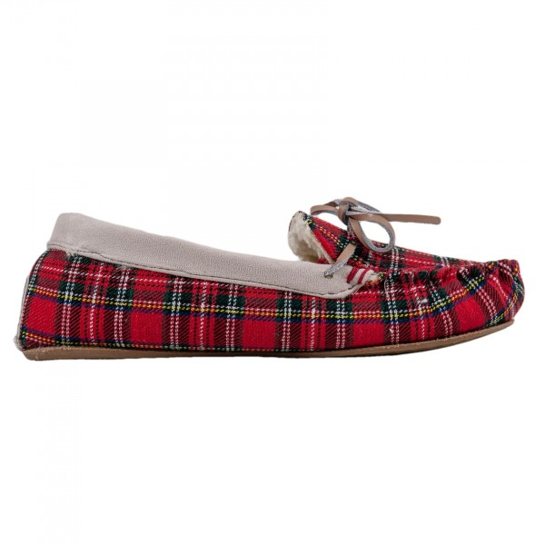 flip* flop Loafers Red Check