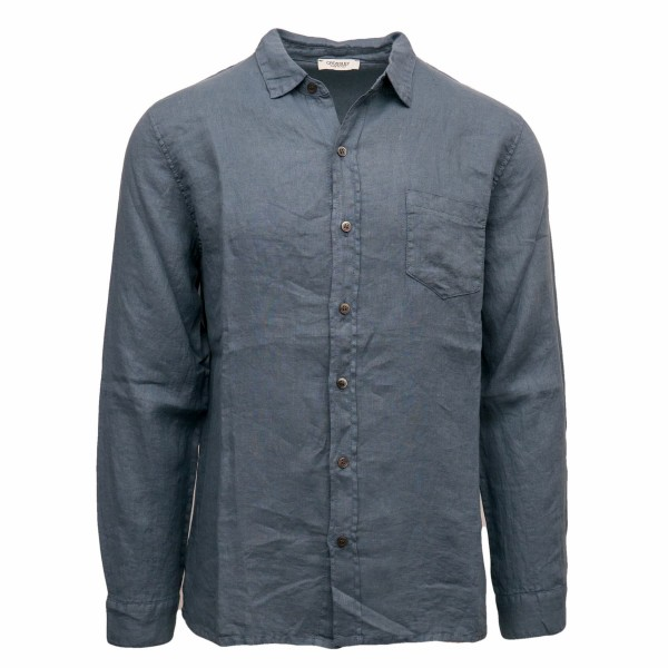 Crossley Leinenhemd
