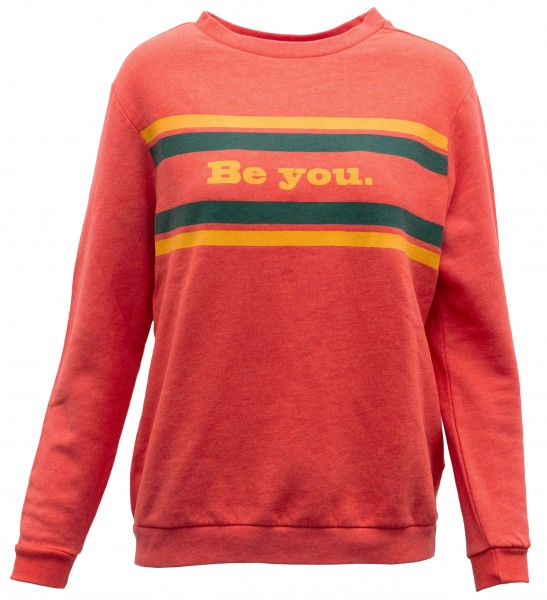 Phil&Lui Sweater Toni Be You Rot