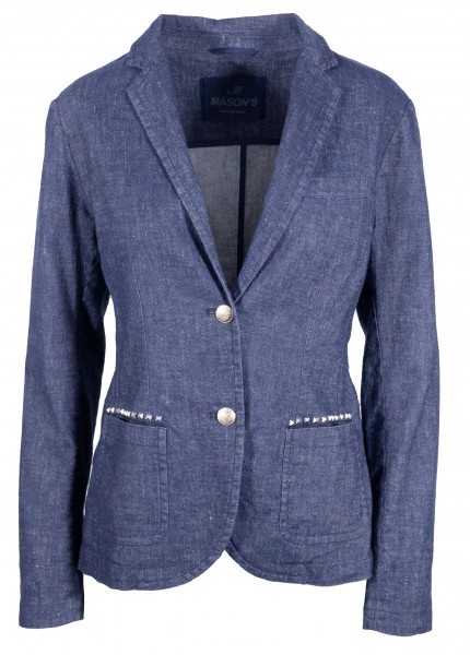 Mason's Blazer Terry City
