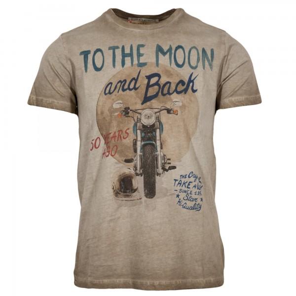 Take a Way T-Shirt Moon
