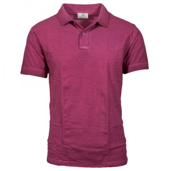 Madiva EcoFuture Polo Shirt Fuchsia