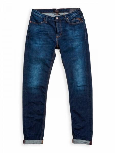 Blue de Gênes Repi Nadua Dark Jeans