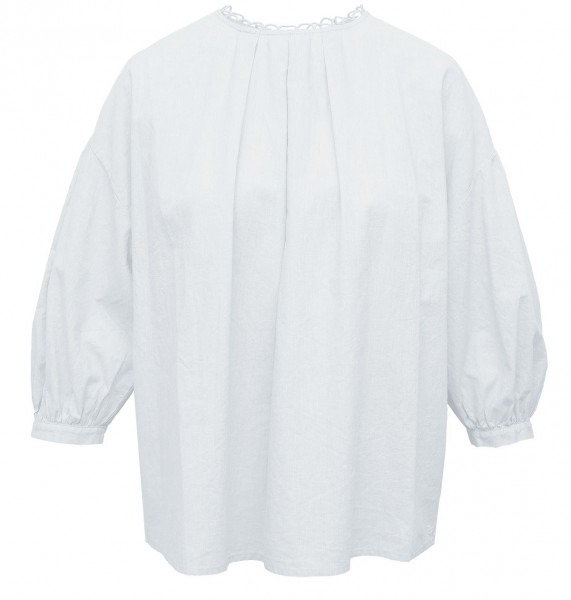 Ottod'Ame Tunikabluse Bianco