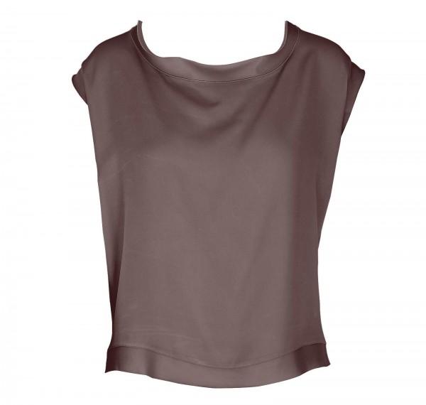 Kiltie Shirt Roth Grau